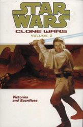 [Star Wars: Clone Wars: Volume 2: Victories And Sacrifices (Product Image)]
