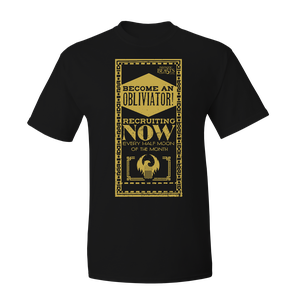 [Fantastic Beasts: T-Shirt: Become An Obliviator (Product Image)]