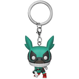[My Hero Academia: Pocket Pop! Vinyl Keychain: Deku With Helmet (Product Image)]