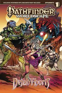 [Pathfinder: Worldscape: Dejah Thoris One Shot (KS Edition) (Product Image)]