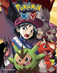 [Pokemon XY: Volume 7 (Product Image)]