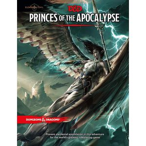 [Dungeons & Dragons: Elemental Evil: Princes Of The Apocalypse (Product Image)]