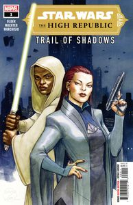 [Star Wars: The High Republic: Trail Of Shadows #1 (Product Image)]