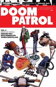 [Doom Patrol: Volume 1: Brick By Brick (Product Image)]