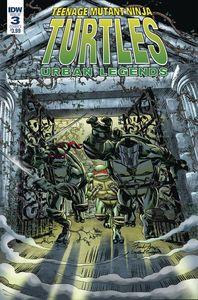 [Teenage Mutant Ninja Turtles: Urban Legends #3 (Cover A Fosco) (Product Image)]