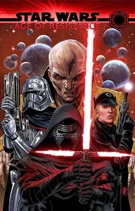 [Star Wars: Age Of Resistance: Villains (Product Image)]