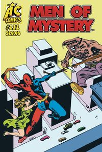 [The cover for Men Of Mystery #111]