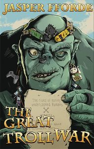 [The Last Dragonslayer: Book 4: The Great Troll War (Product Image)]