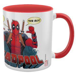 [Deadpool: Mug: Who Loves (Product Image)]