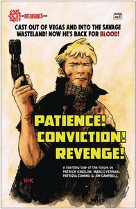 [Patience Conviction Revenge #1 (Cover B Hack) (Product Image)]