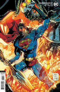 [Superman #27 (Daniel And Miki Variant) (Product Image)]