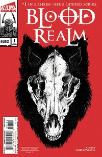 [The cover for Blood Realm: Volume 3 #1]