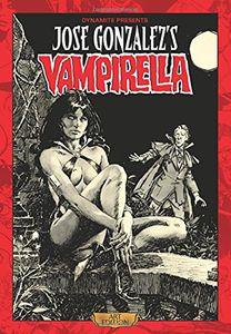 [Jose Gonzalez: Vampirella (Art Edition - Hardcover) (Product Image)]
