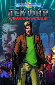 [William Shatner Presents: Tek War: Volume 2 (Product Image)]