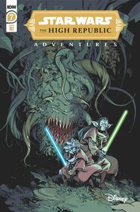 [Star Wars: High Republic Adventures #7 (Cover B Kyr) (Product Image)]