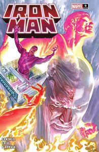 [Iron Man #9 (Product Image)]