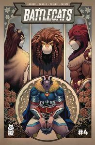 [Battlecats: Volume 3 #4 (Product Image)]