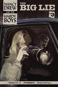[Nancy Drew Hardy Boys #3 (Cover A Dalton) (Product Image)]