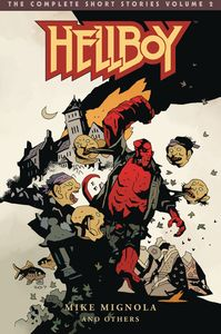 [Hellboy: Complete Short Stories: Volume 2 (Product Image)]