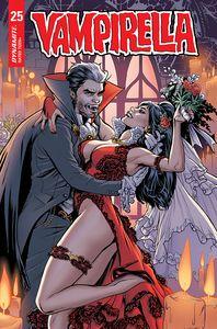 [Vampirella #25 (Cover J Lupacchino Trade Dress Variant) (Product Image)]