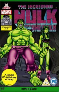 [Incredible Hulk: Animated Season 2 (Product Image)]