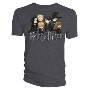 [Harry Potter: T-Shirt: Manga Style (Product Image)]