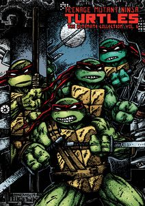 [Teenage Mutant Ninja Turtles: Ultimate Collection: Volume 6 (Hardcover) (Product Image)]