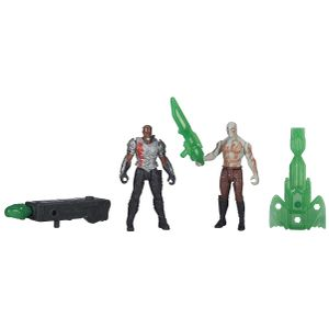 [Guardians Of Galaxy: Wave 1 Action Figure 2 Packs: Drax & Korath (Product Image)]
