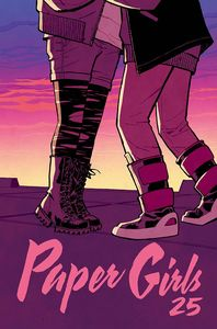 [Paper Girls #25 (Product Image)]
