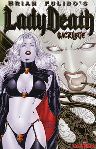 [Lady Death: Wicked Sacrilege (Gold Foil Set) (Product Image)]