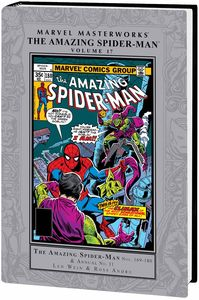 [Marvel Masterworks: Amazing Spider-Man: Volume 17 (Hardcover) (Product Image)]