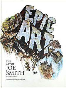 [Epic Art: The Art Of Joe Smith (Hardcover) (Product Image)]