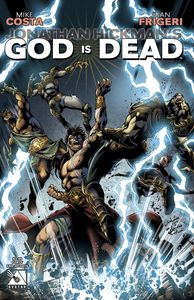 [God Is Dead #40 (End Of Days Cover) (Product Image)]