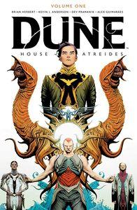 [Dune: House Atreides: Volume 1 (Hardcover) (Product Image)]