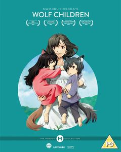 [Hosoda Collection: Wolf Children (Collector's Edition Blu-Ray) (Product Image)]