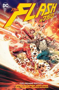 [Flash #750 (Deluxe Edition Hardcover) (Product Image)]