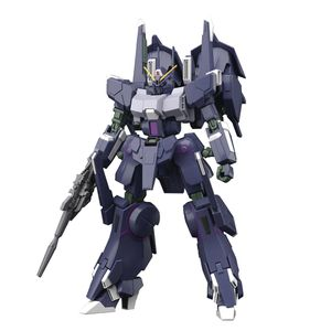 [Gundam: HGUC 1/144 Kit: Silver Bullet Suppressor (Product Image)]