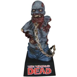 [Walking Dead: Bust Bank: Michonne's Pet Zombie (Version 2) (Product Image)]