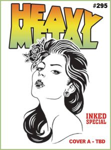 [Heavy Metal #295 (Cover A) (Product Image)]