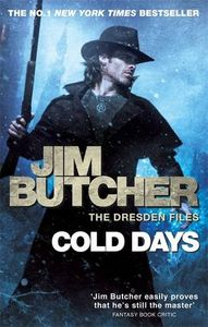 [Dresden Files: Book 14: Cold Days (Product Image)]