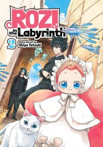 [Rozi In The Labyrinth: Volume 2 (Product Image)]