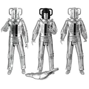 [Doctor Who: Action Figure Collectors Set: Revenge Of The Cybermen (Product Image)]