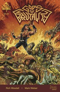 [Gods Of Brutality #1 (Cover A Welser) (Product Image)]