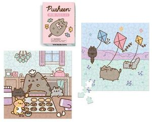 [Pusheen Mini Puzzles (Product Image)]