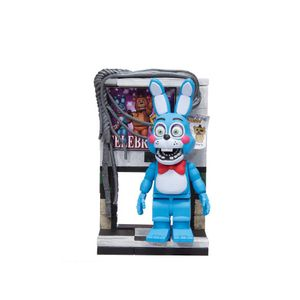 [Five Nights At Freddy's: Micro Construct Wave 1: Left Air Vent Toy Bonni (Product Image)]