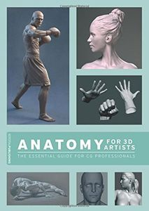 [Anatomy For 3D Artists (Product Image)]