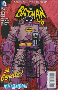 [Batman '66 #14 (Product Image)]