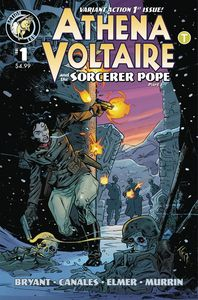 [Athena Voltaire: 2018 Ongoing #1 (Cover C Fowler) (Product Image)]