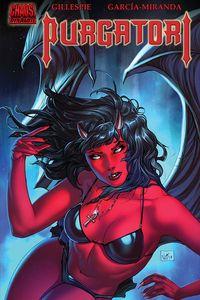 [Purgatori: Volume 1: Hell & Back (Product Image)]