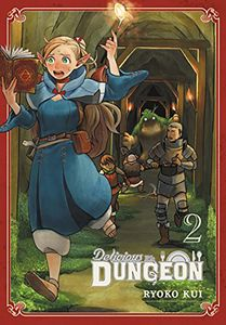 [Delicious In Dungeon: Volume 2 (Product Image)]